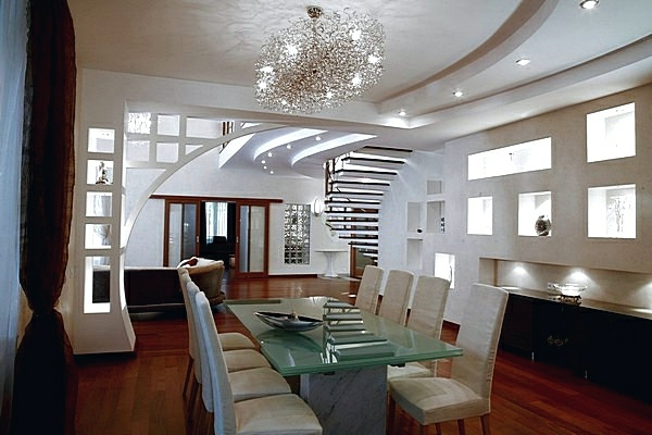 Modern ceiling lights for dining room